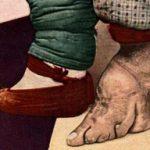 21 foto antiche di donne cinesi dai piedi piccoli