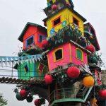 21 edifici bizzarri dalla Cina