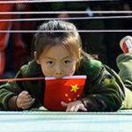 I bambini cinesi arruolati contro il Giappone