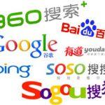 La classifica dei motori di ricerca piú usati in Cina