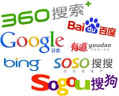 motori di ricerca in Cina