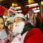 Interpretazione del Natale in Cina in 17 immagini