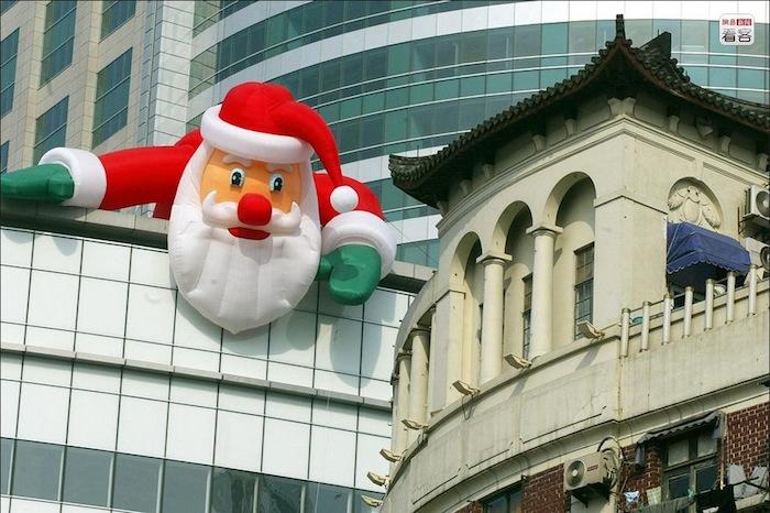 Natale in Cina