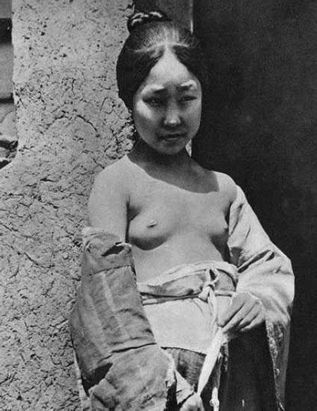 ritratto di nudo artistico cinese