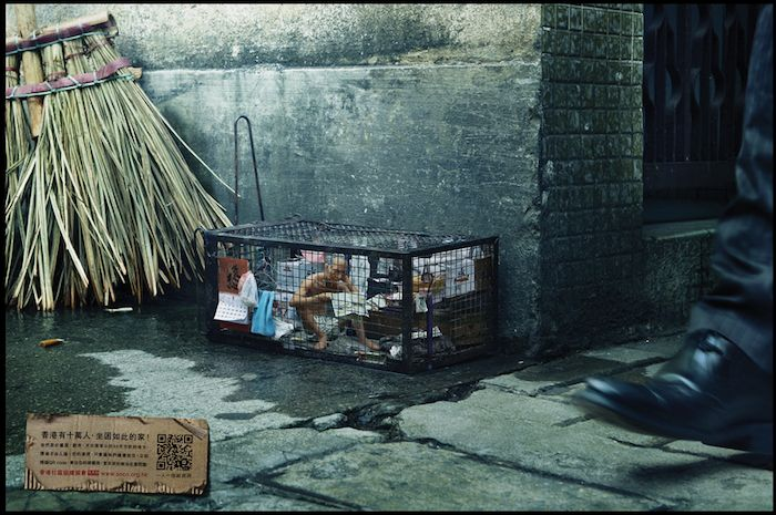 007HongKongCage-Persone in gabbia