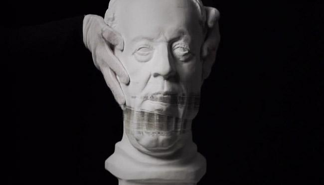 Le incredibili sculture flessibili di Li Hongbo