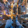 Hong Kong dall'alto