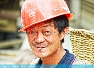 lavoratori migranti cinesi