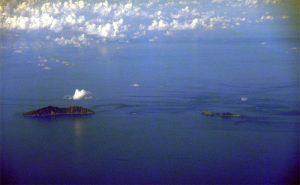 L'isola Uotsori, nell'arcipelago conteso delle Senkaku