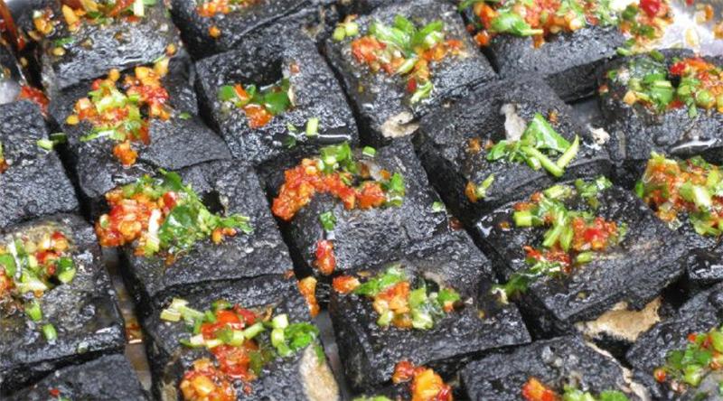 tofu puzzolente