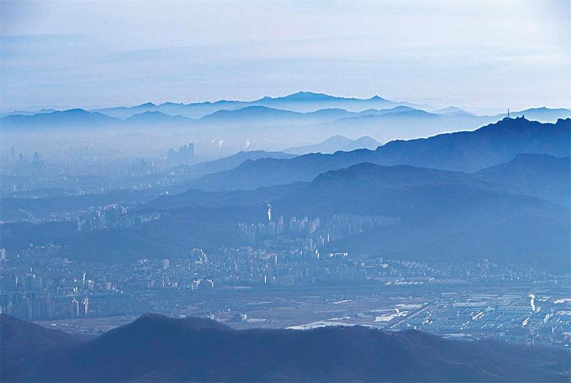 Smog cinese