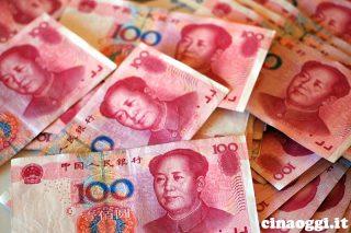 L'economia cinese potrebbe crescere dell'8-9% rispetto al 2020