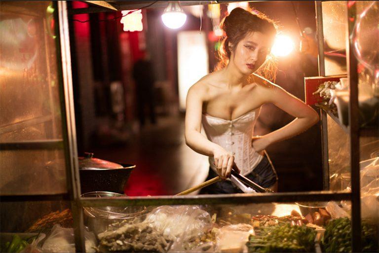 modelle cinesi