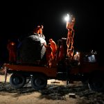 Shenzhou XI, La capsula spaziale cinese munita di equipaggio rientra a Terra