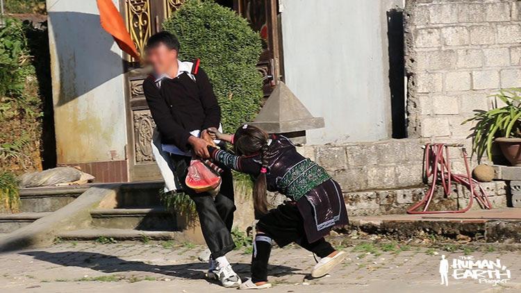 tratta degli esseri umani-rapporto sullo sfruttamento sessuale in Cina