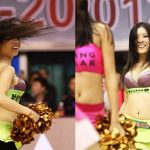 16 momenti imbarazzanti delle cheerleader cinesi