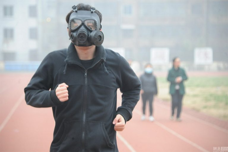 La classifica delle città cinesi più inquinate del 2016