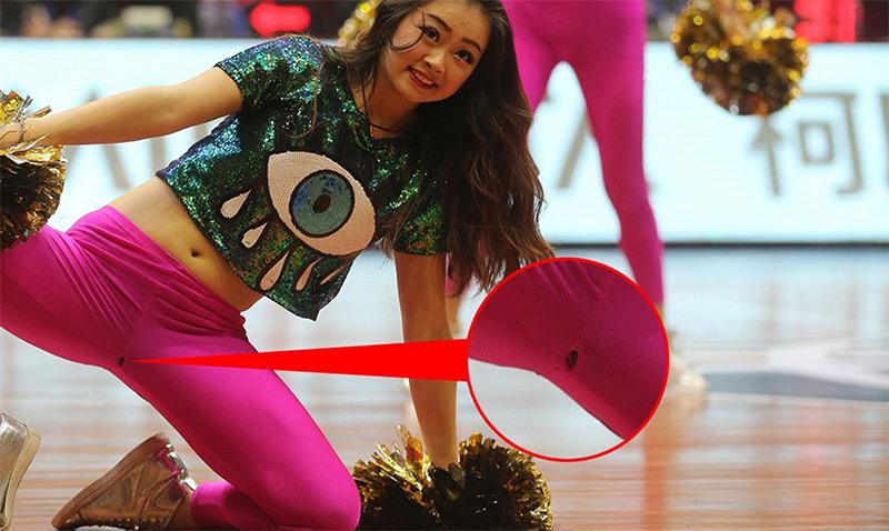 cheerleader cinese