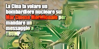 Trump bombardiere nucleare cinese