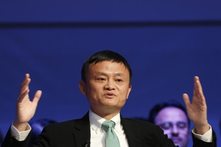 Alibaba sponsor Olimpiadi