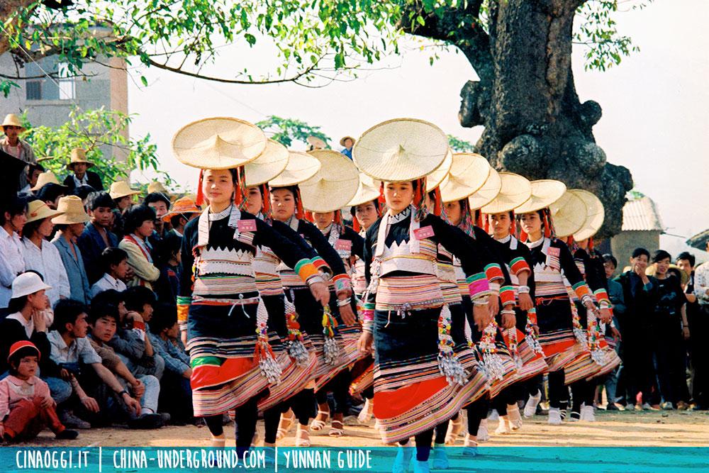 Dai dancing