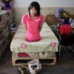 Nuova vita per Qian Hongyan, la 'basketball girl'