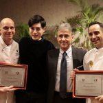 I migliori cuochi italiani in Cina premiati alla Settimana della Cucina Italiana