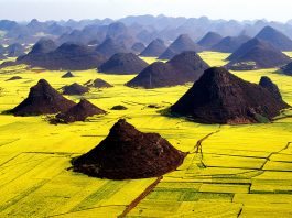 viaggio a Qujing