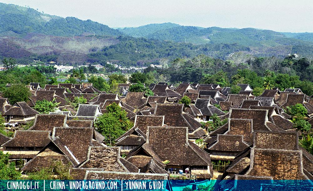 villaggi delle minoranze