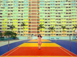 ragazze di Hong Kong