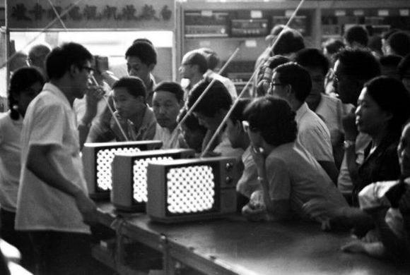 televisioni in bianco e nero