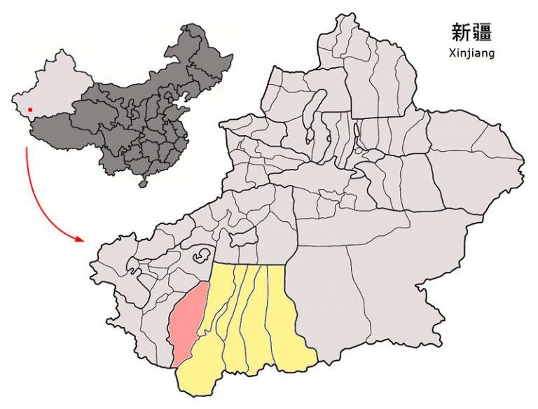 attacco terroristico nello Xinjiang