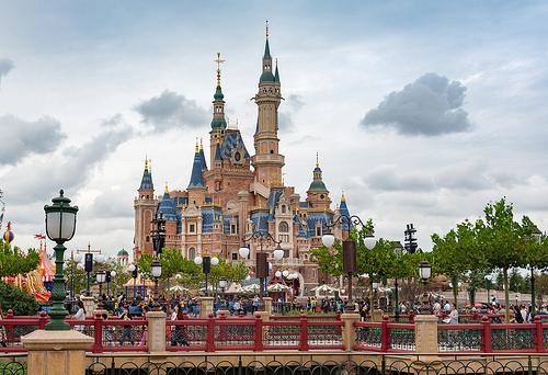 Disney in Cina