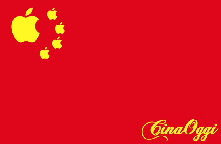 Apple China - Truffa dipendenti Apple