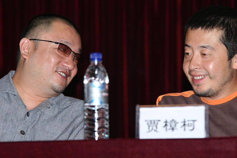 Wang Xiaoshuai e Jia Zhangke a BigScreen Italia