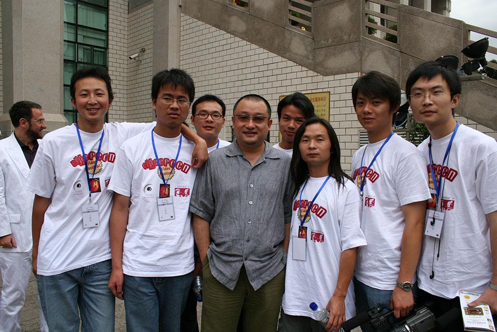 Wang Xiaoshuai a BigScreen Italia