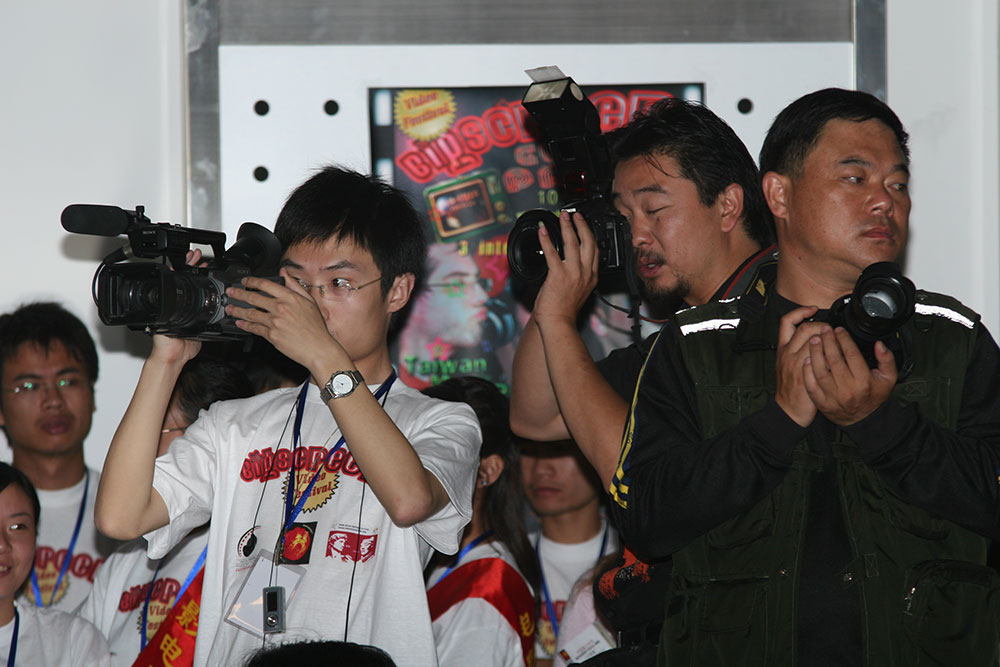 La stampa cinese a BigScreen Italia