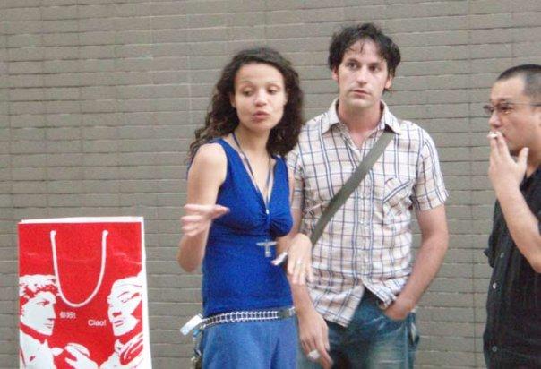 Dominique Musorrafiti, Matteo Damiani, Wang Xiaoshuai