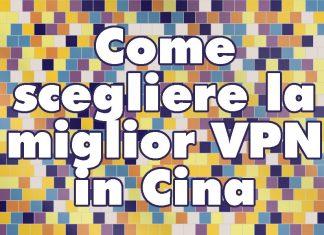 VPN-in-Cina