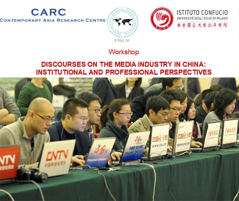 media in Cina