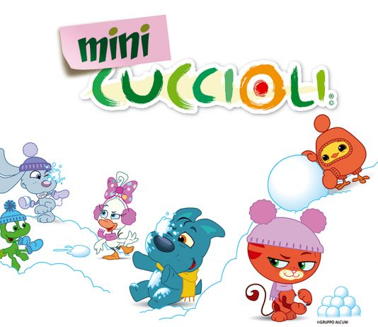 Mini Cuccioli in Cina