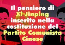pensiero di Xi Jinping