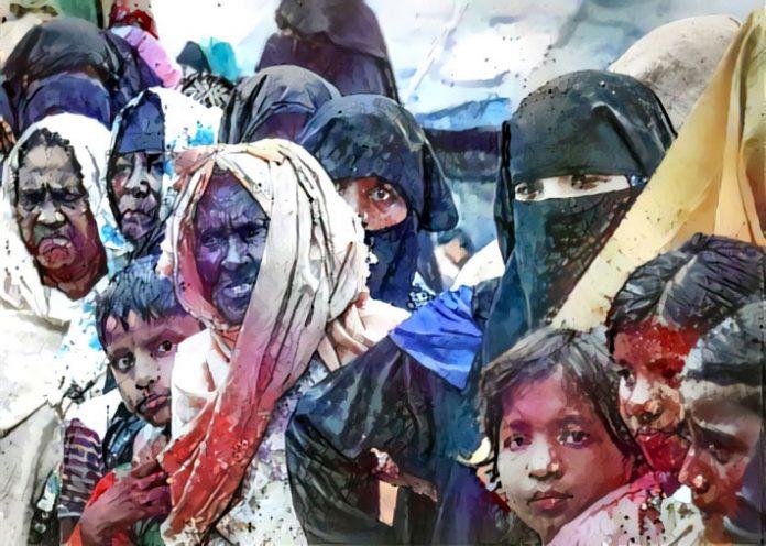 fossa-comune-rohingya