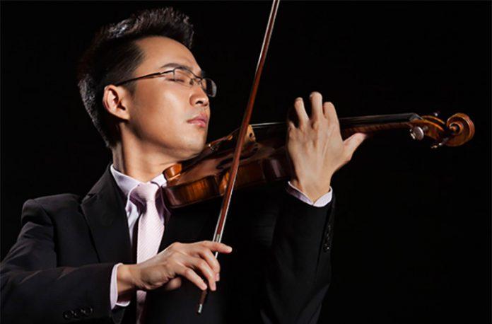 Gao-Can-Violinista