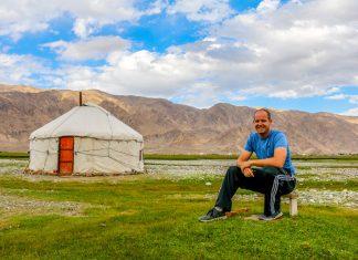 Josh Summer-viaggiare nello xinjiang