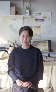 Qin Leng illustratrice bambini