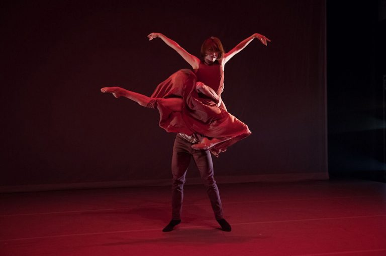 ballerina cinese yang ruiqi