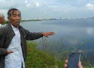 contadino cinese lotta inquinamento