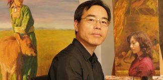 Ming You Xu pittore cinese