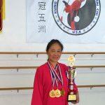 Yan Hua Wang Tai Chi Master